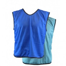 CARTA REVERSIBLE MESH BIBS (ROYAL-SKY)