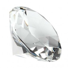 "DIAMOND PAPERWEIGHT (4"")"