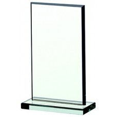 JADE RECTANGLE PLAQUE (13CM)