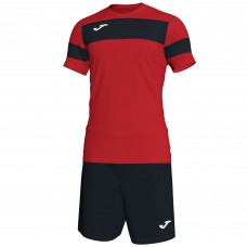 ACADEMY II SET (RED-BLACK)