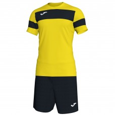 ACADEMY II SET (FLUOR YELLOW-BLACK)