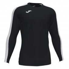ACADEMY III LS SHIRT (BLACK-WHITE)
