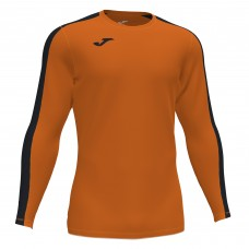 ACADEMY III LS SHIRT (ORANGE-BLACK)