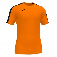 ACADEMY III SS SHIRT (ORANGE-BLACK)