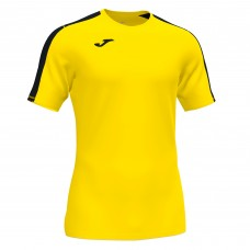 ACADEMY III SS SHIRT (YELLOW-BLACK)