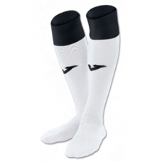 CALCIO 24 SOCKS (WHITE-BLACK)