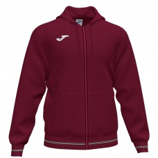 CAMPUS III HOODED FZ TOP (BURGUNDY)