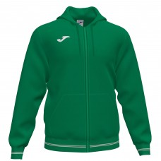 CAMPUS III HOODED FZ TOP (GREEN)
