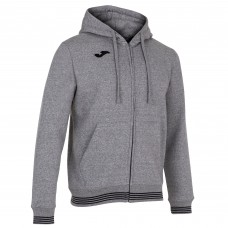 CAMPUS III HOODED FZ TOP (GREY)