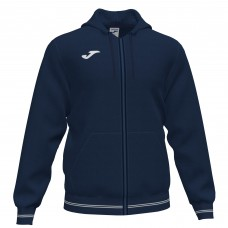 CAMPUS III HOODED FZ TOP (NAVY)