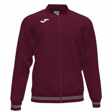 CAMPUS III FZ JACKET (BURGUNDY)