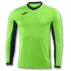 CHAMPION IV LS SHIRT (GREEN FLUOR-BLACK)