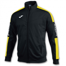 CHAMPION IV FZ POLY TOP (BLACK-YELLOW)