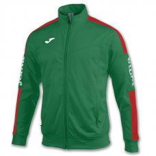 CHAMPION IV FZ POLY TOP (GREEN-RED)