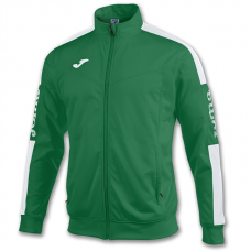 CHAMPION IV FZ POLY TOP (GREEN-WHITE)