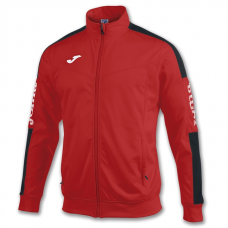 CHAMPION IV FZ POLY TOP (RED-BLACK)