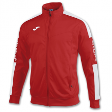CHAMPION IV FZ POLY TOP (RED-WHITE)