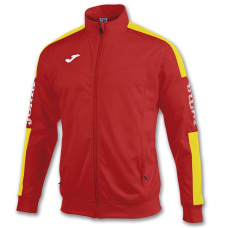 CHAMPION IV FZ POLY TOP (RED-YELLOW)