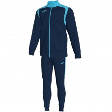 CHAMPION V TRACKSUIT (NAVY- FLUOR TURQUIOSE)