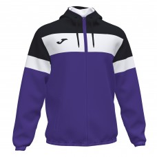 CREW IV RAIN JACKET (PURPLE-BLACK)