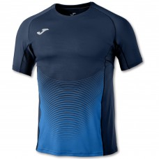 ELITE VI SS T-SHIRT (NAVY-ROYAL)