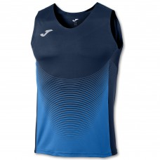 ELITE VI SLEEVELESS T-SHIRT (NAVY-ROYAL)