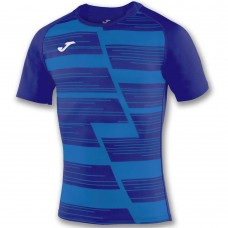 HAKA SHIRT (ROYAL-DARK ROYAL)