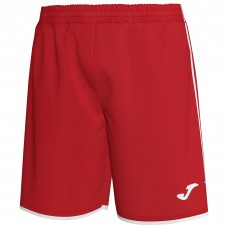 LIGA SHORT (RED-WHITE)