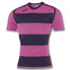 PRORUGBY SHIRT (DARK PURPLE-PINK)