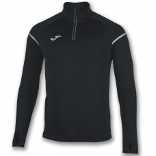 RACE HALF ZIP SWEATSHIRT (BLACK)