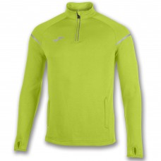 RACE HALF ZIP SWEATSHIRT (LIME PUNCH)