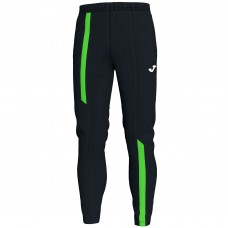 SUPERNOVA LONG PANT (BLACK-FLUOR GREEN)