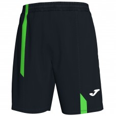 SUPERNOVA SHORT (BLACK-FLUOR GREEN)