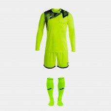 ZAMORA VI GK SET (FLUOR YELLOW)