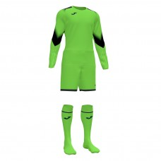 ZAMORA V GK SET (FLUOR GREEN)