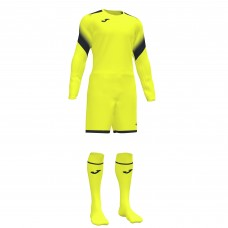 ZAMORA V GK SET (FLUOR YELLOW)