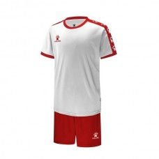 COLLEGE SET (WHITE-RED)