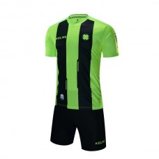 LIGA SET (LIME-BLACK)