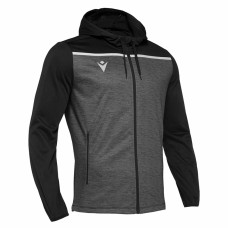 CAMPIONE AETHER FZ HOODED TOP (BLACK)