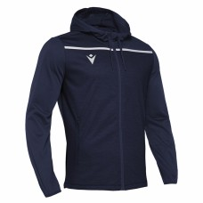 CAMPIONE AETHER FZ HOODED TOP (NAVY)