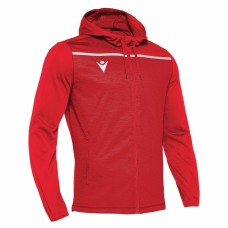 CAMPIONE AETHER FZ HOODED TOP (RED)