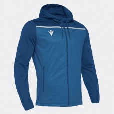 CAMPIONE AETHER FZ HOODED TOP (ROYAL)
