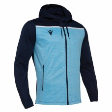CAMPIONE AETHER FZ HOODED TOP (SKY-NAVY)