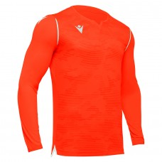 ARES GK SHIRT (ORANGE-WHITE)