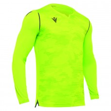 ARES GK SHIRT (NEON YELLOW-ANTHRACITE)