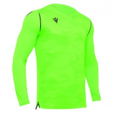 ARES GK SHIRT (NEON GREEN-ANTHRACITE)