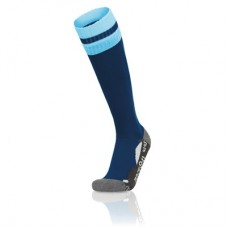 AZLON SOCK (NAVY-COLUMBIA)