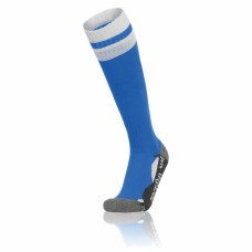 AZLON SOCK (ROYAL-WHITE)