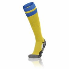 AZLON SOCK (YELLOW-BLUE)