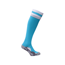 AZLON SOCK (COLUMBIA-WHITE)